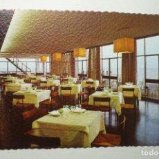 Postales: POSTAL ALCANAR-HOTEL CARLOS III . Lote 63392268