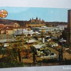 Postales: POSTAL BARCELONA -FERIA MUESTRAS. Lote 63767923