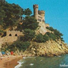Postales: Nº 27538 POSTAL LA CALETA LLORET DE MAR GIRONA COSTA BRAVA. Lote 64518315
