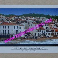 Postales: CALELLA DE PALAFRUGELL (GIRONA) - COSTA BRAVA - POSTAL PANORAMICA (SIN CIRCULAR). Lote 24903219