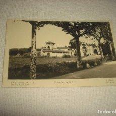 Postales: SANT ANTONI DE VILAMAJOR 2 . ENTRADA A LA POBLACIO .C. MAURI. Lote 64888387