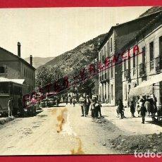 Postales: POSTAL GUARDIOLA , CALLE DEL COMERCIO ESTACION , FOTOGRAFICA , ORIGINAL, P84495. Lote 65774594