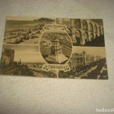 Postales: RECUERDO DE TARRAGONA N° 25 . DIVERSOS ASPECTOS . FOTO RAYMOND . SIN CIRCULAR. Lote 65795846