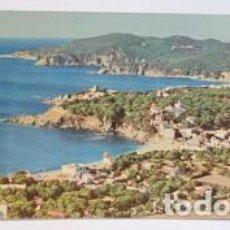 Postales: POSTAL COSTA BRAVA , LLAFRANCH Y CALELLA DE PALAFRUGELL, PANORÁMICAS DE ESPAÑA, SIN CIRCULAR. Lote 65868718