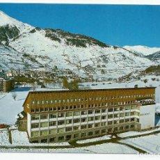 Postales: POSTAL VIELLA (LÉRIDA) - COLEGIO JUAN MARCH - FOTO TUR 1979. Lote 65882642
