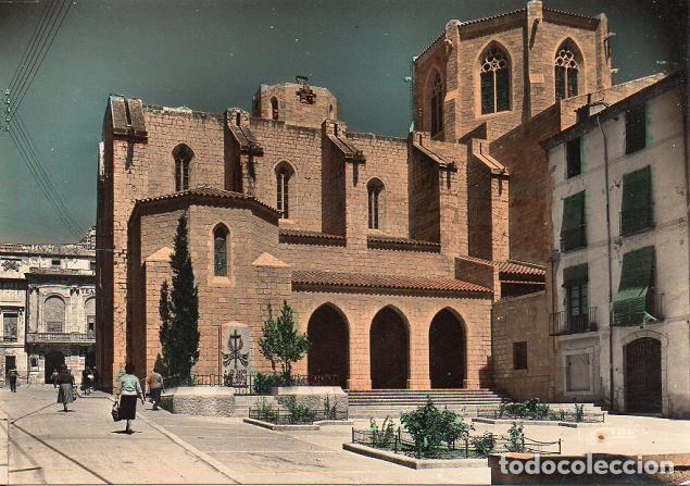FIGUERES - 7 IGLESIA PARROQUIAL DE SAN PEDRO (Postales - España - Cataluña Moderna (desde 1940))