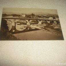 Postales: MANLLEU 5 : PUENTE . EDITORIAL FOTOGRAFICA . BARCELONA , SIN CIRCULAR. Lote 66060146