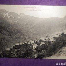 Postales: POSTAL - ESPAÑA - LÉRIDA - LOS PIRINEOS - PIR CENTR 1ª SERIE - 527 CANEJAN - VISTA GENERAL - LF. Lote 66277598