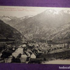 Postales: POSTAL - ESPAÑA - LÉRIDA - LOS PIRINEOS - PIR CENTR 1ª SERIE - 408 VALLE DE ARAN - BOSOST - LF. Lote 66278342