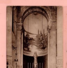 Postales: POSTAL DE TEMPLO ESPIRITUAL DEL TIBIDABO BARCELONA EDITÓ L. ROISIN CIRCULADA AÑO 1924. Lote 66302042
