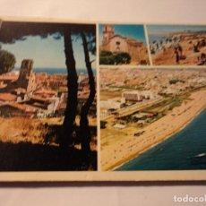 Postales: FOTOGRAMA PARA HACER POSTALES DE MALGRAT LIBRO PRUEBAS 2 NEGATIVOS MAS TRASERO ED. FABREGAT. Lote 66522518