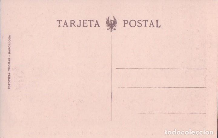 Postales: BARCELONA HORTA. COLEGIO DE RELIGIOSAS DOMINICANAS DE LA ANUNCIATA. COMEDOR PENSIONADO. (THOMAS) - Foto 2 - 66746686