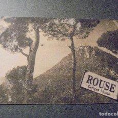 Postales: ARGENTONA - CASTILLO DE BURRIACH - FOTO GUELL , 14X9 CM. POSTAL CIRCULADA 1956 . Lote 66752974