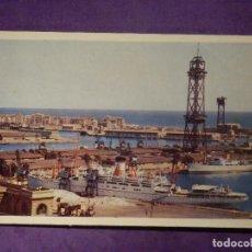 Postales: POSTAL - ESPAÑA - BARCELONA - 21 VISTA PARCIAL DEL PUERTO - HELIOTIPIA ARTÍSTICA ESPAÑOLA. Lote 66885814