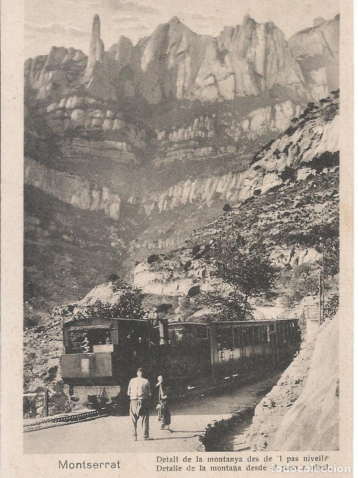 MONTSERRAT-BARCELONA (Postales - España - Cataluña Moderna (desde 1940))