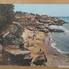 Postales: ALCANAR - PLAYA CAMPING NOYA. Lote 67039010