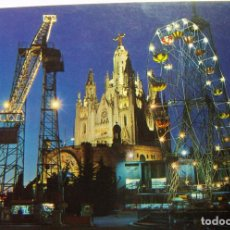 Postales: POSTAL BARCELONA TIBIDABO TEMPLO DEL SGDO. CORAZON. EDITOR FABREGAT Nº 67 SIN CIRCULAR. Lote 67346289