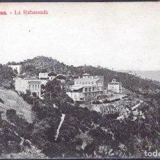 Postales: POSTAL BARCELONA BARRIO LA RABASSADA VISTA GENERAL ED. HB - 1907. Lote 67506037