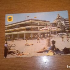 Postales: POSTAL MASNOU CLUB NAUTICO CIRCULADA. Lote 67678361