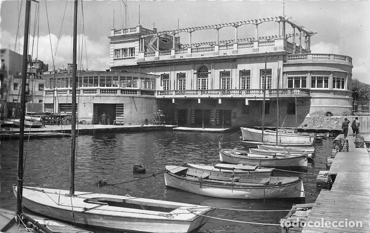 TARRAGONA.- CLUB NAUTICO (Postales - España - Cataluña Moderna (desde 1940))
