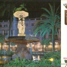 Postales: BARCELONA, PLAZA REAL - ESCUDO DE ORO DE LUXE Nº 27 - EDITADA 1969 - S/C. Lote 68266593