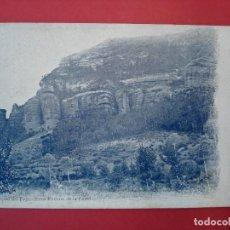 Cartes Postales: ANTIGUA POSTAL SANT MIQUEL DEL FAY - ROCA RODONA DE LA PINEDA - Nº25 - T&C SERIE I (25) ... R-3722. Lote 68285437