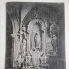 Postales: MONTSERRAT. ALTA DE S. JOSEPH. ALTAR DE S. JOSE. TARJETA POSTAL.. Lote 68897645