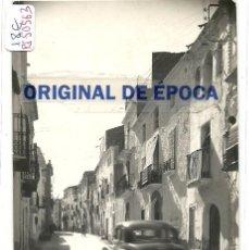 Postales: (PS-50563)POSTAL DE PERELLO-CALLE MAYOR. Lote 69094941