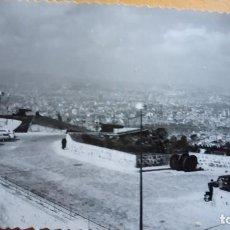Postales: ANTIGUA FOTOGRAFÍA. BARCELONA. VISTA PARCIAL. FOTO AÑOS 50 /60.. Lote 69836833