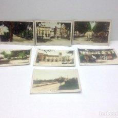 Postales: LOTE DE POSTALES DE FIGUERAS , COLOREADAS . Lote 69953917
