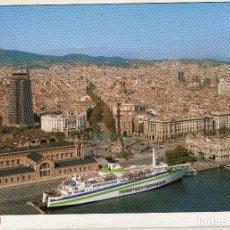 Postales: VESIV POSTAL BARCELONA PUERTO. Lote 70016601