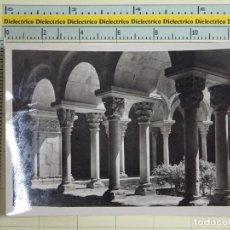 Postales: POSTAL DE GERONA. AÑOS 30 50. CLAUSTROS DE LA CATEDRAL. GARRABELLA. 981. Lote 70588473