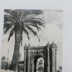 Postales: POSTAL, ARCO DEL TRIUNFO, BARCELONA, FOTO A. CAMPAÑA Y PUIG-FERRAN. Lote 71196769