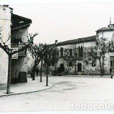 Postales: GIRONA MASSANET DE LA SELVA PLAÇA DEL POBLE. FOTO POSTAL, CIRCULADA. Lote 71304831