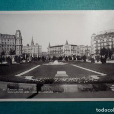Postales: POSTAL - ESPAÑA - BARCELONA - 25 VISTA PARCIAL DE LA PLAZA DE CATALUÑA - EDICIONES LIBRERIA FRANCESA. Lote 71419231