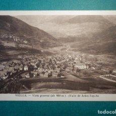 Postales: POSTAL - ESPAÑA - LLEIDA.- VIELLA - VISTA GENERAL - VALLE DE ARAN - M. SOLE - BOSOST. Lote 71651471