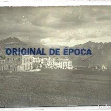 Postales: (PS-50645)POSTAL FOTOGRAFICA DE SAN LORENZO DE MORUNYS-VISTA PARCIAL. Lote 71721479