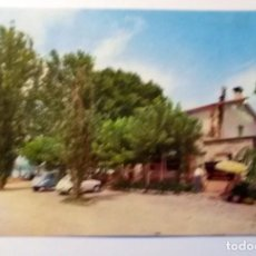 Postales: BANYOLES. HOTEL MIRALLAC. 1965. Lote 183498552