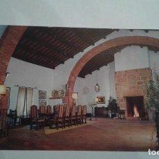 Postales: CASTILLO FORTALEZA HOSTALRICH MONUMENTO HISTÓRICO. Lote 72070011