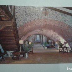 Postales: CASTILLO FORTALEZA HOSTALRICH MONUMENTO HISTÓRICO. Lote 72071603