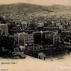 Postales: POSTAL DE BARCELONA,683 Y 684.HAUSER Y MENET.SIN DIVIDIR. Lote 72092939
