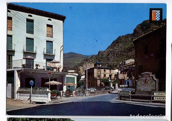2971 RIBES DE FRESSER HOTEL DE SAN ANTONIO 1967 ESCUDO DE ORO Nº2971 (Postales - España - Cataluña Moderna (desde 1940))