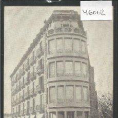 Postales: BARCELONA - SOCIETE FRANCO CANARIA - CALLE TRAFALGAR 14 - VER REVERSO - (46.002). Lote 72805231