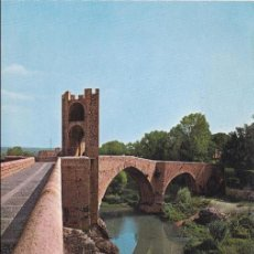 Postales: BESALU GE 3545 DETALLE SIN CIR .F. POST. INTER COLOR D.P. 1977. Lote 72899887