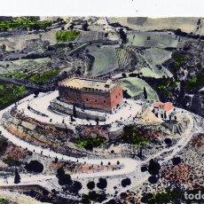 Postales: CASTILLO DE BALSARENY VISTA AEREA. Lote 73404911