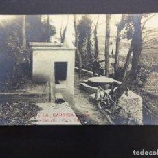 Postales: LA GARRIGA. FUENTE BALCELLS (CAN YLLA). POSTAL FOTOGRÁFICA. Lote 74416331