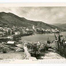 Postales: GIRONA PORT DE LA SELVA LA LLOIA. ED. LLENSA. FOT. GUILERA. CIRCULADA. Lote 74639931