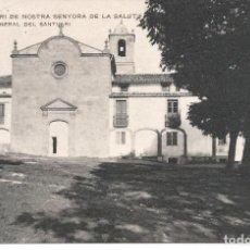 Postales: SANTUARI NOSTRA SENYORA DE LA SALUT-BARCELONA. Lote 75101479