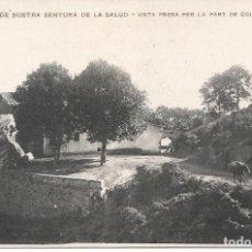 Postales: SANTUARI NOSTRA SENYORA DE LA SALUT-BARCELONA. Lote 75101699