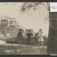 Postales: PREMIA - SANTUARI DE LA CISA - 1927 -FOTOGRAFICA - VER REVERSO - (46.264). Lote 75540595